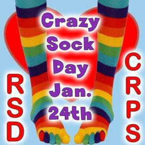 Crazy Sock Day 2013