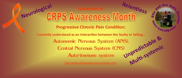 CRPS awareness month, 2013