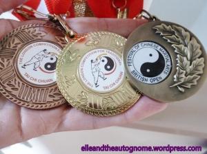 TC medals 2014